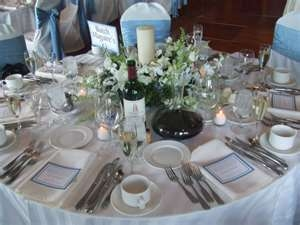 One Way Supply- Table Setting